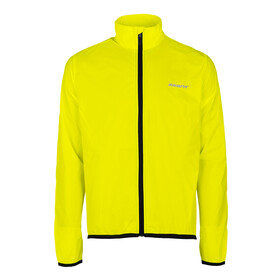 axant Elite Wind Jacke Men transparent/yellow